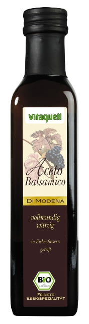 BIO Vitaquell Otet Balsamic de Modena - 250ml