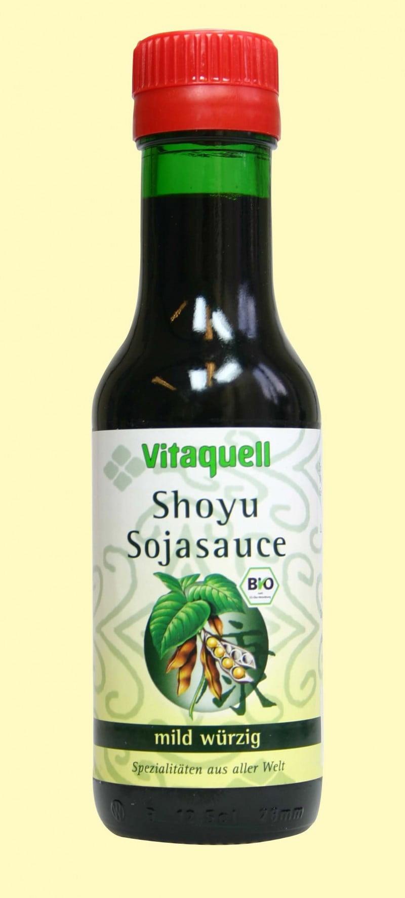 BIO Vitaquell Sos de Soia Shoyu - 125ml
