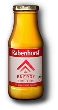 Smoothie ENERGY, Ecologic - Bio RABENHORST - 240ml. Poza 6101