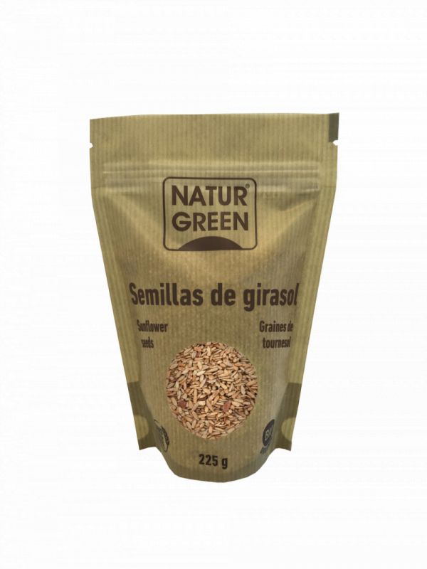 Amestec de Seminte pentru salate, ecologice - Bio NaturGreen - 225g. Poza 6678