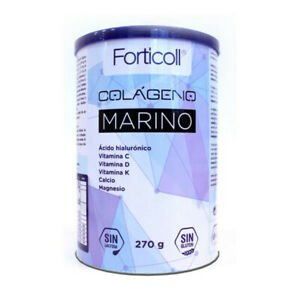 Colagen Bioactiv FORTICOLL Marin - Cutie cu 270g pulbere solubila. Poza 6744
